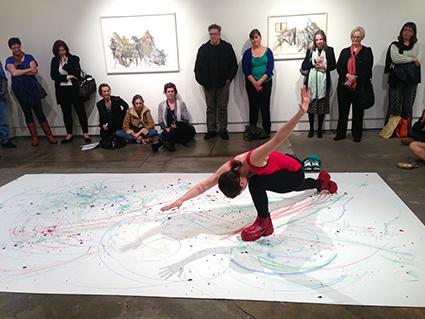 Flatline, Imprint 2014, Brenda May Gallery, Sydney