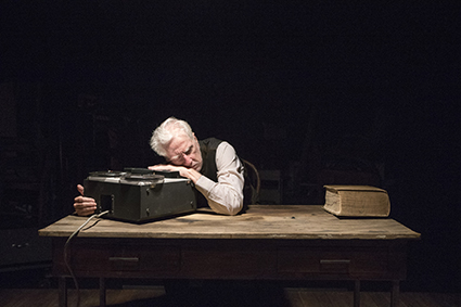 Peter Carroll, Krapp's Last Tape, Adelaide Festival of Arts