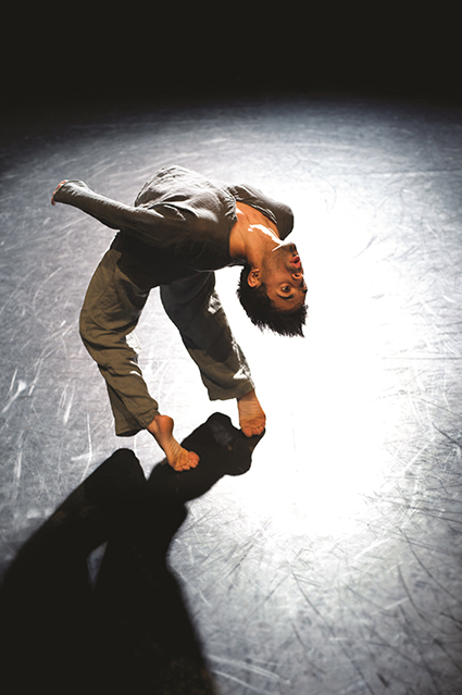 Aakash Odedra, Rising, Perth International Arts Festival