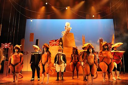 The Rabbits, Perth International Arts Festival