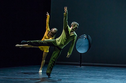 Sydney Dance Company, Chloe Leong, David Mack, Quintett, William Forsythe