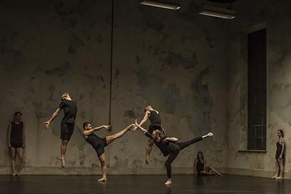 Sydney Dance Company Ensemble, Frame of Mind, Rafael Bonachela