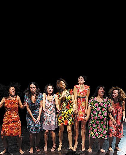 Le sorelle Macaluso, Théâtre National