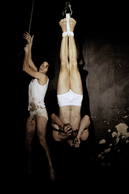 acrobat, It's not for everyone, Hothouse Theatre