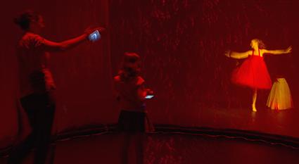Nerve Engine, 2014, Performer Rebecca Youdell