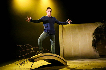 James Smith, This Is Where We Live, a HotHouse Theatre and State Theatre Company of SA co-production
