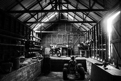 Jack's Shed, Acoustic Life of Sheds, Tasmanian International Arts Festival