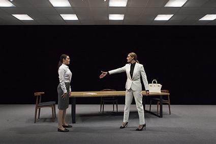 Sophia Roberts, Danielle Cormack, Sydney Theatre Company, Boys Will Be Boys