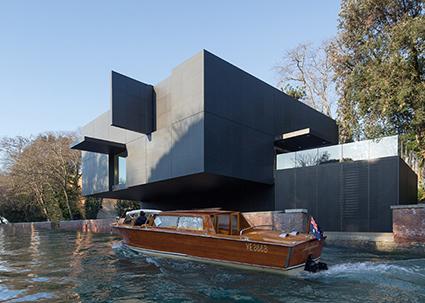 new Australian Pavilion