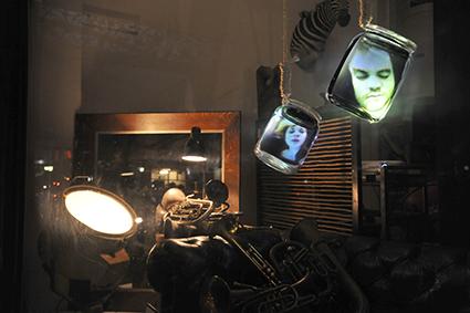 Young Blood, Arika Waulu, Gertrude St Projection Festival, 2014