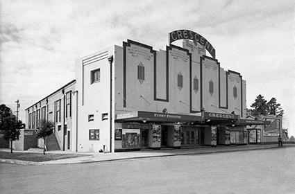 The Crescent Cinema 1934-1967