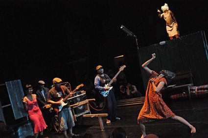 Teater Garasi, The Streets, OzAsia
