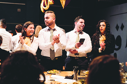 Choir of Love, Little Baghdad