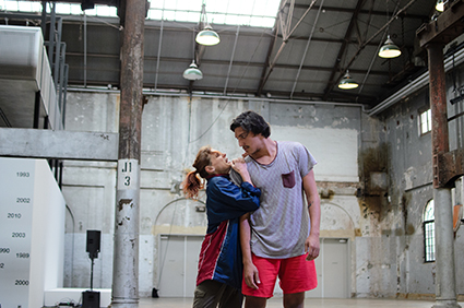 Vicki Van Hout, Thomas Kelly, 30 Ways with Time and Space, Performance Space, 2013