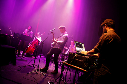 Argonaut Ensemble, Superimpose Cycle, 2015 BIFEM