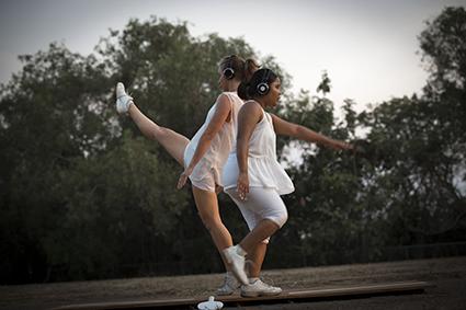 Kelly Beneforti, Leanne Eltagonde, Last Light, Tracks Dance