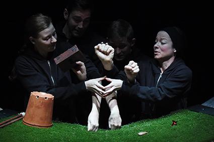 Dead Puppet Society, Argus