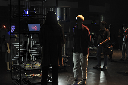 Robot Opera, Wade Marynowsky, Liveworks Festival, Performance Space