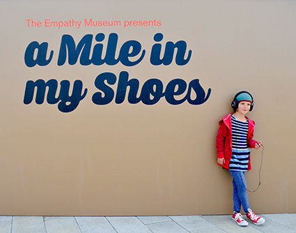 A Mile in My Shoes, promotional image