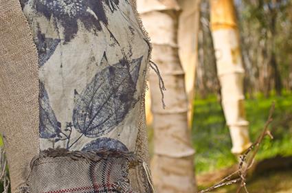 Tangible Spirit (detail), Emma Burden Piltz, On Common Ground, CAD Factory