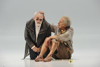 Geoffrey Rush, Max Cullen, King Lear, Sydney Theatre Company