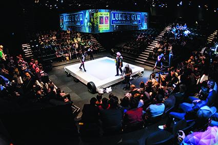 Prize Fighter, La Boite Theatre, Brisbane Festival