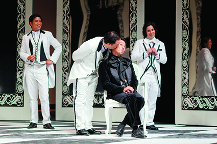 The Importance of Being Earnest, Wild Rice