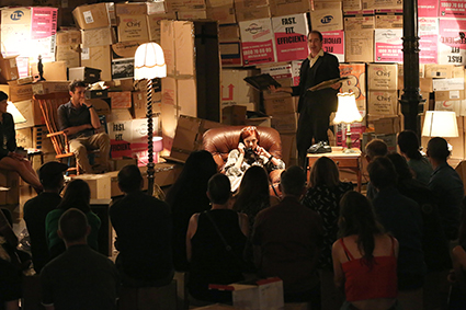 Geoff Sobelle, The Object Lesson, Sydney Festival
