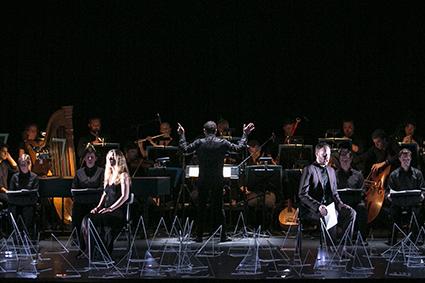 Elise Caluwaerts, Wiard Witholt, Passion, Sydney Festival