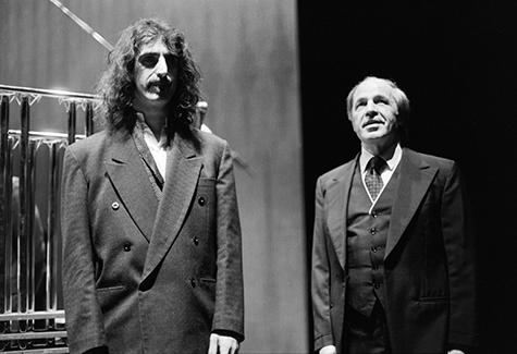 Frank Zappa, Pierre Boulez, 1984