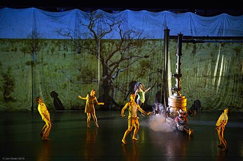Cut the Sky, Marrugeku Theatre