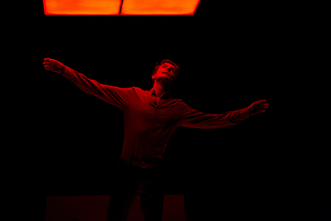 Mitchell Riley, O Mensch! Sydney Chamber Opera