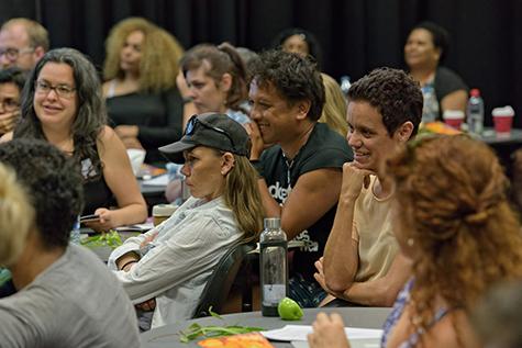 Participants, Dana Waranara