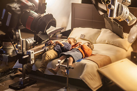 Making of Anomalisa, Paramount Pictures