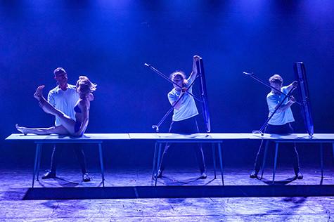 Habitus, Australian Dance Theatre
