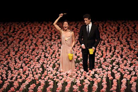 Nelken, Tanztheater Wuppertal Pina Bausch, Adelaide Festival 2016