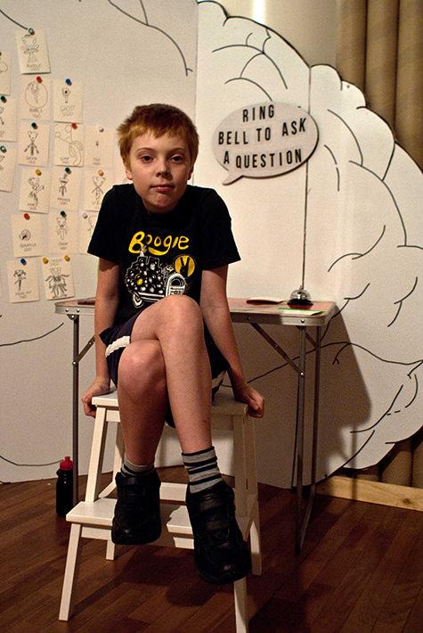 Will Hager, Genius, Festival of Live Art, 2016