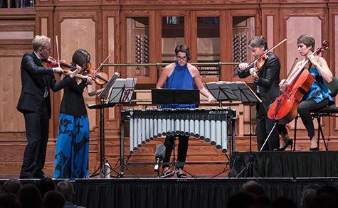 Australian String Quartet, Alleged Dances, Adelaide Festival 2016