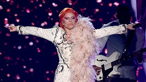 Lady Gaga, Grammys performance