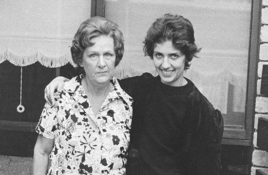Ethel & Margot, 1976,  The Silences