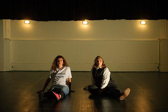 Andrea James, Elise Hearst, Bright World