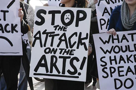 photo Joan Cameron-Smith courtesy National Association for the Visual Arts
