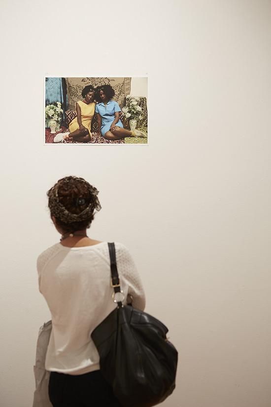 Ua numi le fau exhibition