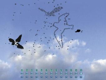 Maria Mencia's Birds Singing Other Birds' Songs