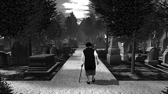 The Graveyard, 2009, Tale of Tales