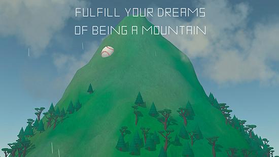 Mountain, 2014, David OReilly