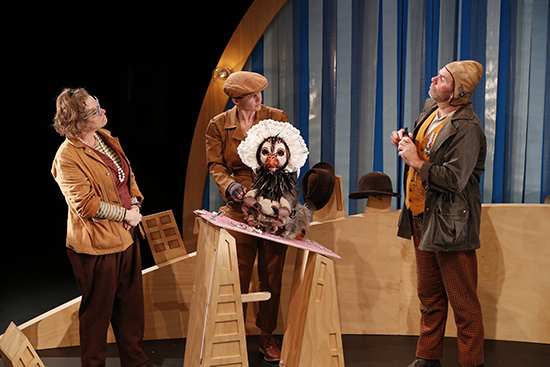 EGG, Terrapin Puppet Theatre & MTC