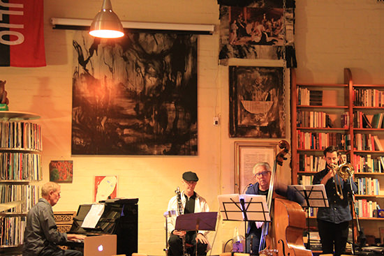 Colin Bright Syzygy Band