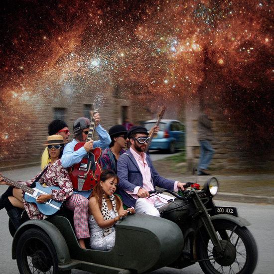 Cosmic Cambodia