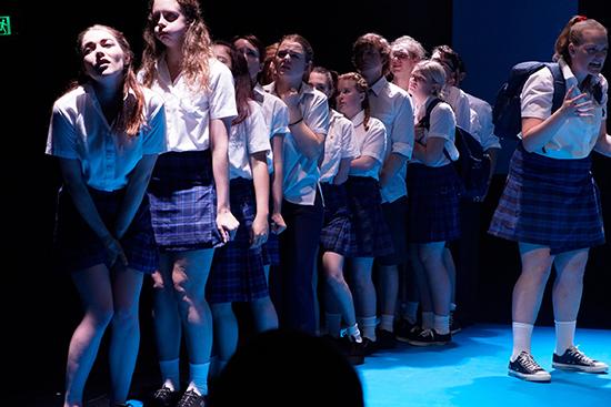 Lyrebird, Performance/Theatre students, University of Wollongong